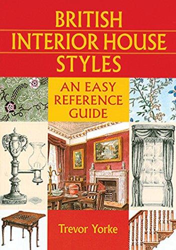 British Interior House Styles by Trevor Yorke