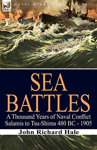 Sea Battles By John Richard Hale