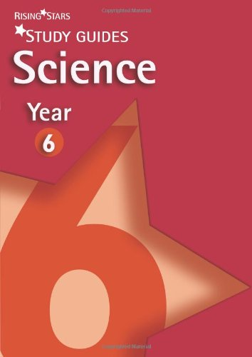 Rising Stars Study Guides Science Year 6 von various