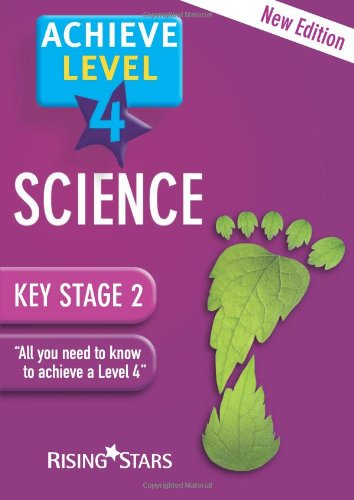 Achieve Level 4 Science Revision Book By various