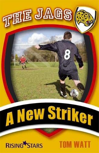 The Jags: A New Striker By Tom Watt