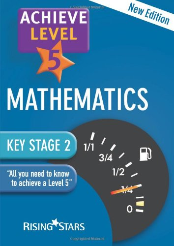 Achieve Level 5 Mathematics Revision Book By various