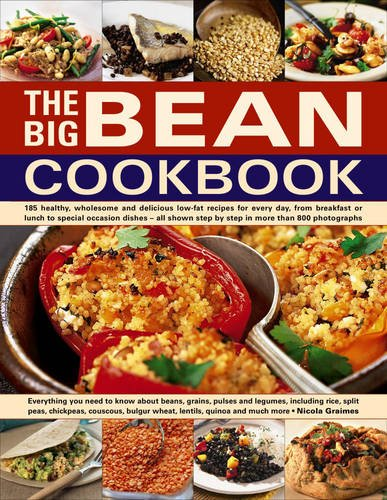 Big Bean Cookbook By Graimes Nicola