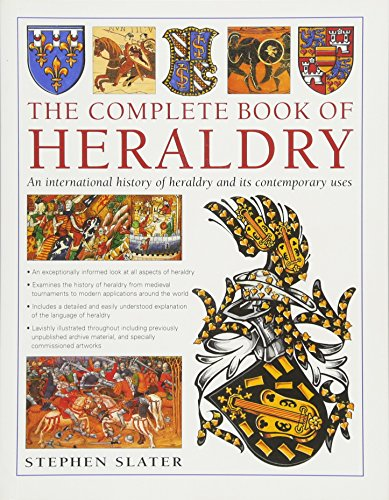 Complete Book of Heraldry By Stephen Slater