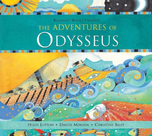 The Adventures Of Odysseus By Daniel Morden Used Very