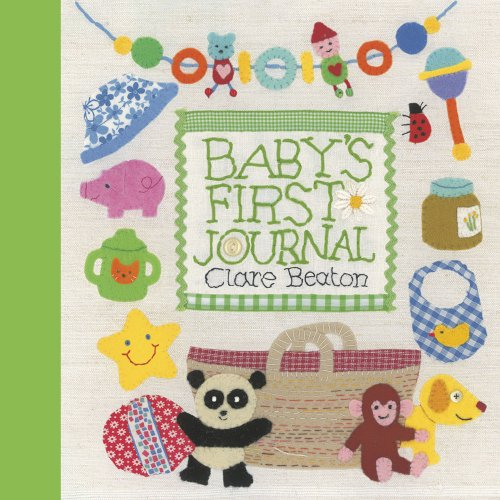 Baby's First Journal Clare Beaton