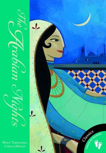 The Arabian Nights (Classics. Advanced Readers) By Wafa Tarnowska
