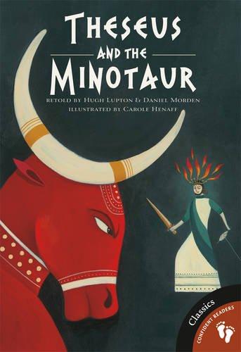 Theseus and the Minotaur By Hugh Lupton