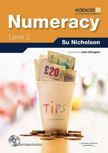 Numeracy: Edexcel ALAN Student Book: Level 2 by