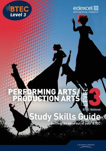 BTEC Level 3 National Performing Arts Study Guide By Sally Jewers