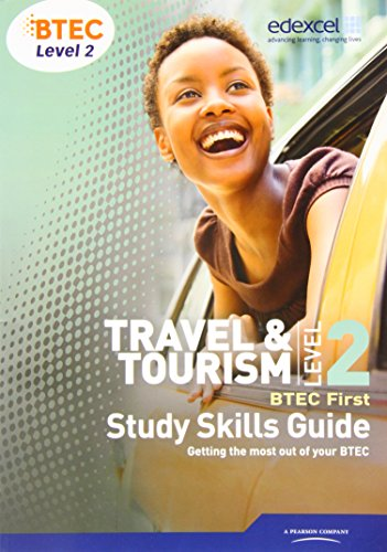 Btec Level 2 First Travel & Tourism Stud By Carol Spencer