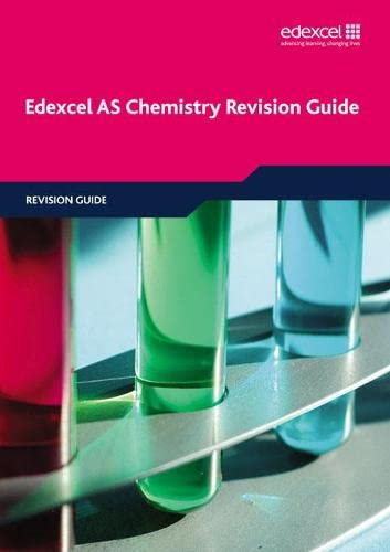 Edexcel AS Chemistry Revision Guide By Phillip Dobson