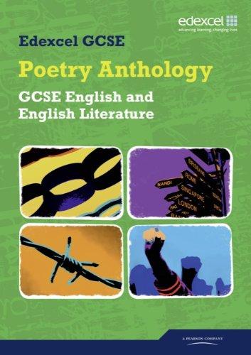 Edexcel GCSE Poetry Anthology By Carol Ann Duffy et al