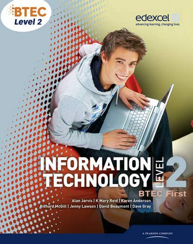 BTEC Level 2 First IT Student Book by K. Mary Reid