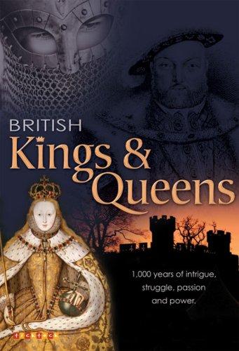 British Kings & Queens By Ticktock Media