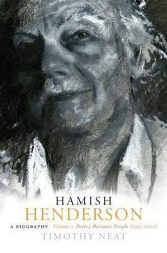 Hamish Henderson: v. 2 By Timothy Neat