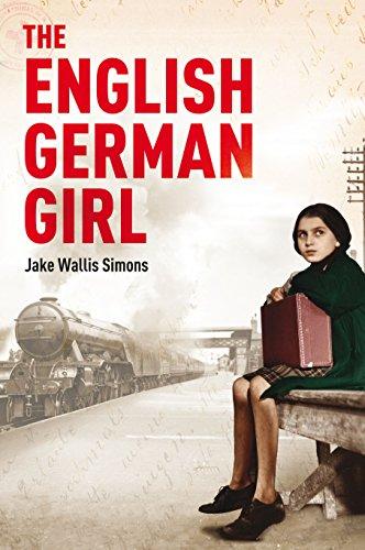 The English German Girl by Jake Wallis Simons