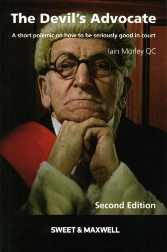 The Devil's Advocate by Iain Morley