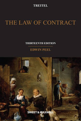 Treitel on The Law of Contract By Edwin Peel