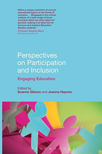 Perspectives on Participation and Inclusion By Suanne Gibson