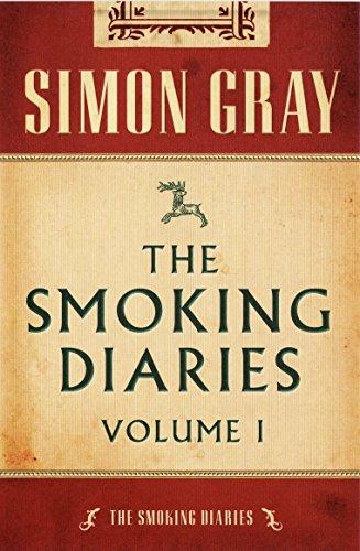 The Smoking Diaries: v. 1 by Simon Gray