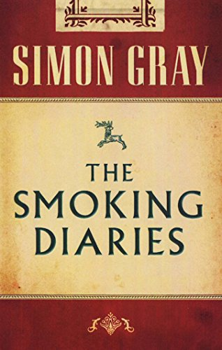 The Smoking Diaries Volume 2 By Simon Gray