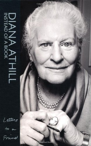 Instead of a Book By Diana Athill (Y)