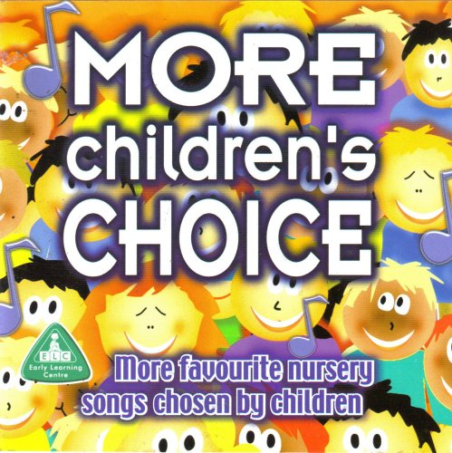 More Children's Choice (The favourite nursery school songs) by Unknown Author