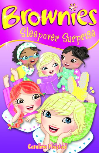Sleepover Surprise by C. A. Plaisted