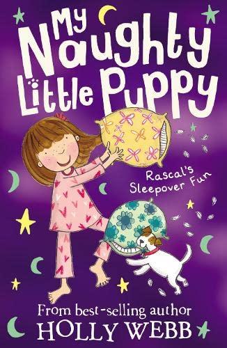 Rascal's Sleepover Fun by Holly Webb