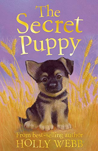 The Secret Puppy by Holly Webb