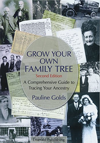 Grow Your Own Family Tree By Pauline Golds