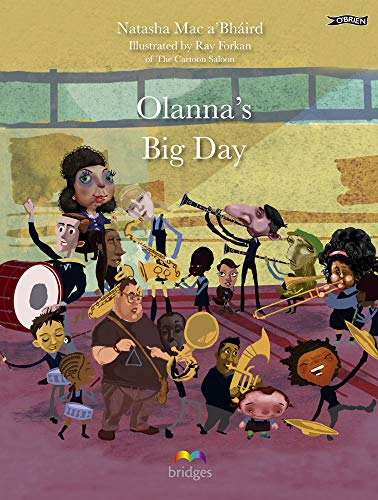 Olanna's Big Day By Natasha Mac a'Bhaird