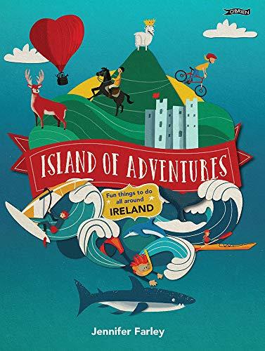 Island of Adventures By Jennifer Farley
