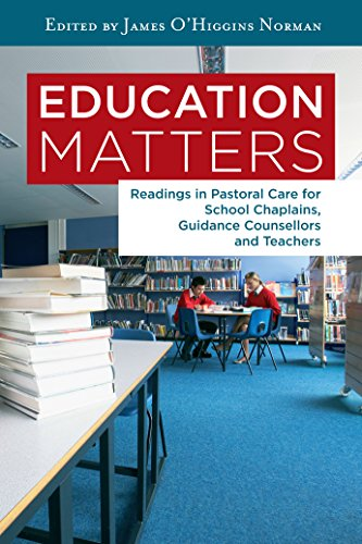 Education Matters By James O'Higgins-Norman