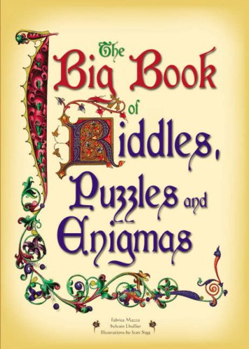 The Big Book of Riddles, Conundrums and Enigmas by Fabrice Mazza