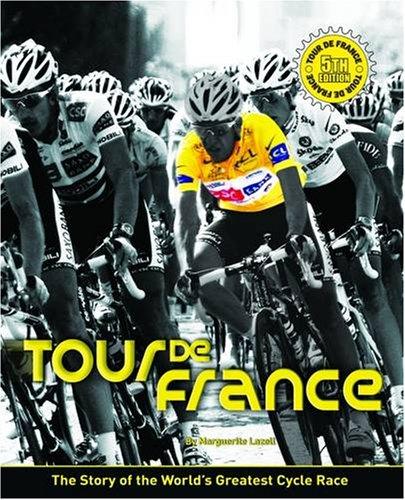 Tour De France By Marguerite Lazell