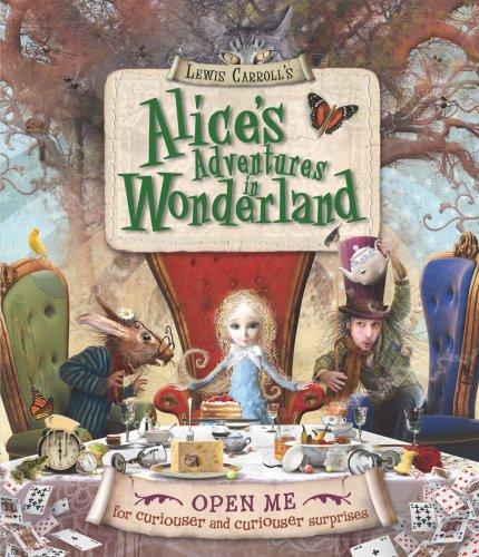 Alice's Adventures in Wonderland By Harriet Castor