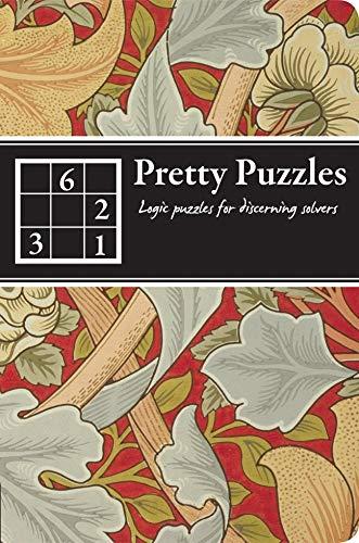 Pretty Puzzles Logic By Carlton Books