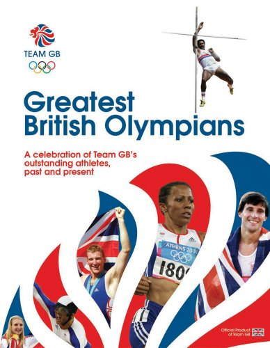L2012 Greatest British Olympians By Neil Wilson