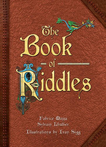 Book of Riddles by Fabrice Mazza