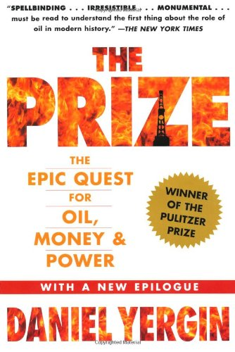 Prize By Daniel Yergin