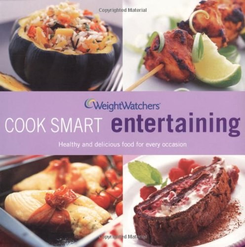 Weight Watchers Cook Smart Entertaining by Sue Ashworth