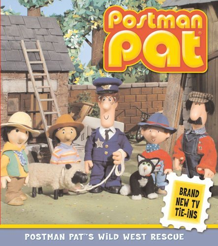 Postman Pat's Wild West Rescue by Simon & Schuster UK