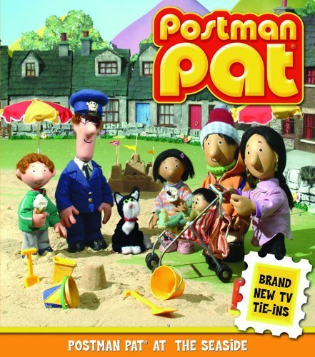Postman Pat at the Seaside by Simon & Schuster UK