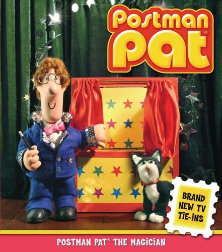 Postman Pat the Magician by Simon & Schuster UK