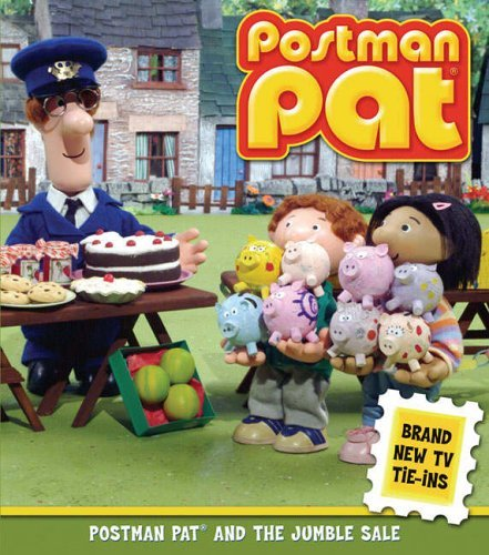Postman Pat and the Jumble Sale by Simon & Schuster UK