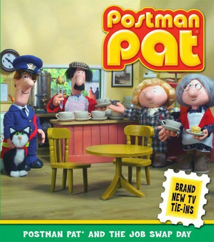 Postman Pat and the Job Swap Day by Simon & Schuster UK