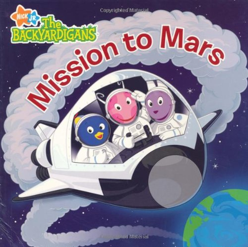 Mission to Mars By Nickelodeon