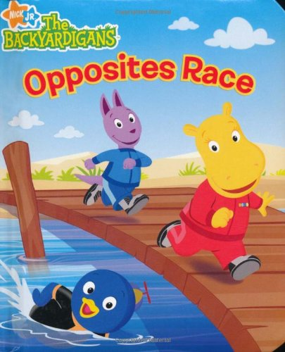 Opposites Race by Nickelodeon